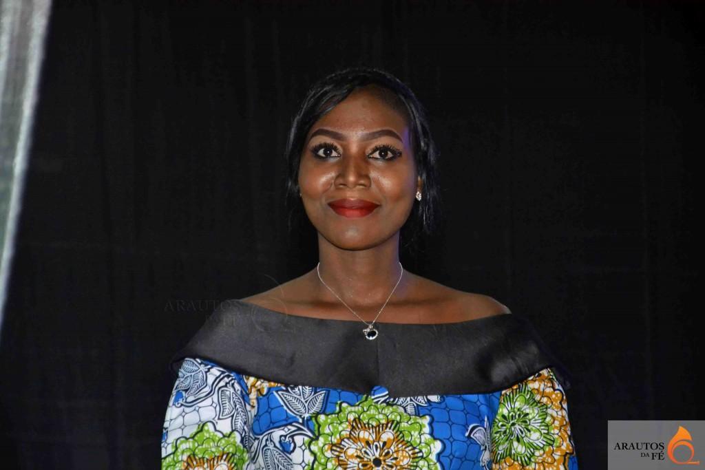 A agenda concorrida, revela o potencial de Ruth Kuniassa