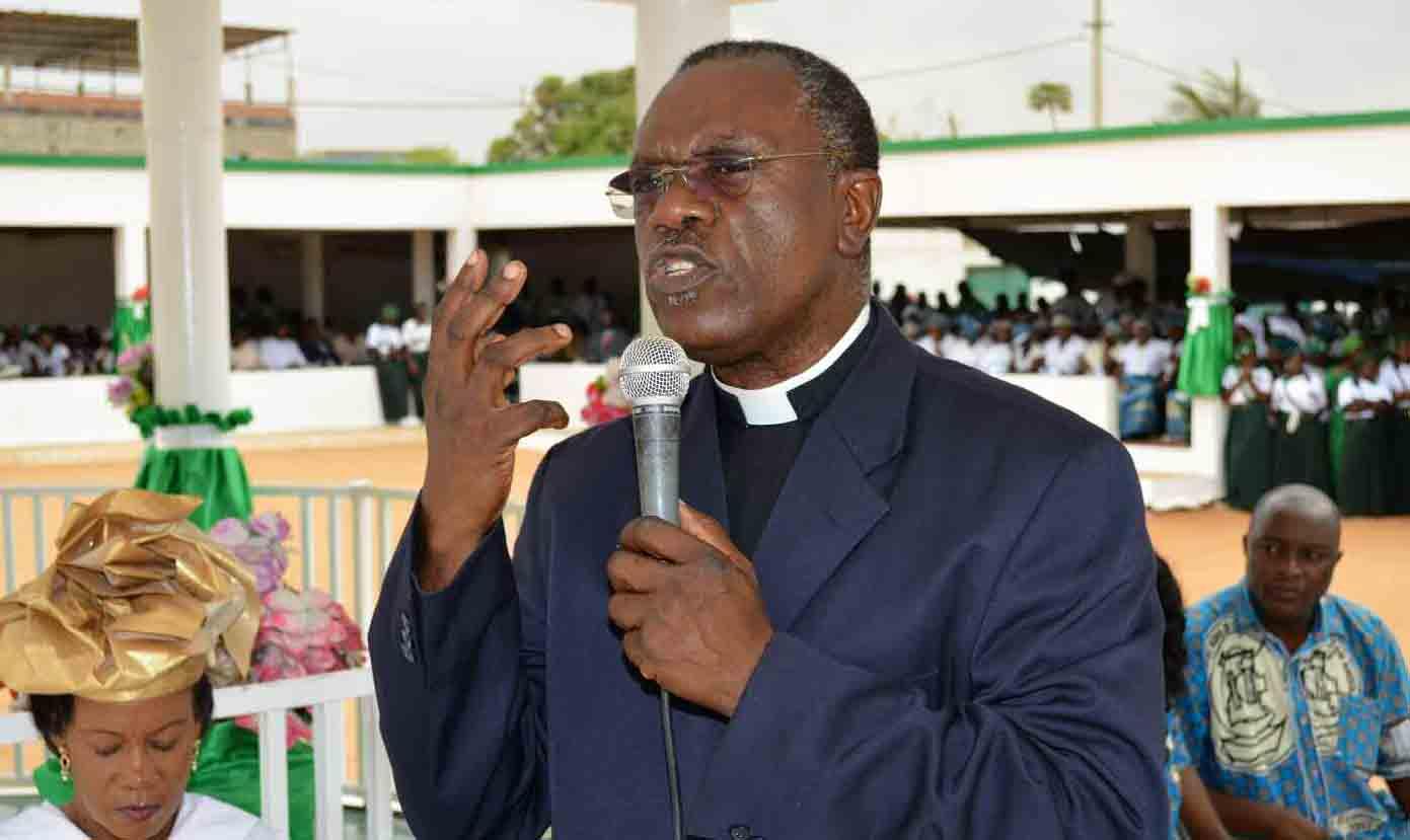 Ntony Zinga, é um dos mais influentes líderes religiosos