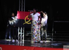 Grace Zulu foi uma das convidadas