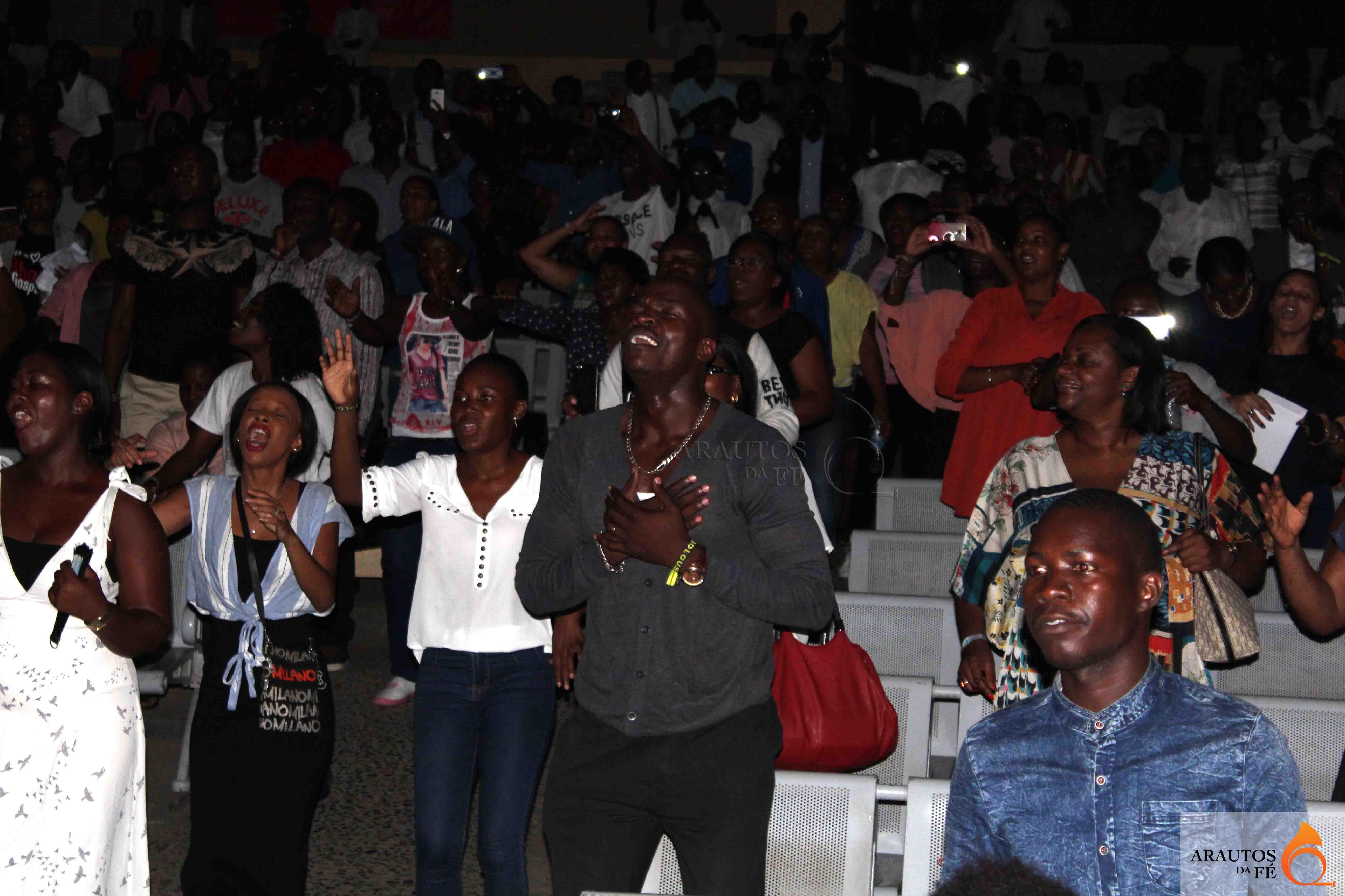 A emoção tomou conta dos participantes.  Foto: Jaime Chiquito