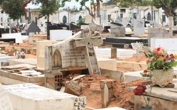 Detido pastor que prometeu ressuscitar jovem no Lobito. (Foto:VerAngola)