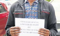 Pastor da Igreja Pentecostal Efatá acusado de violar crente