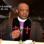 Rev. Teddy de Almeida conheceu a morte por volta das 3 horas da manhã deste domingo.