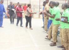 Sociedade Bíblica de Angola, distribuiu Bíblias nos estabelecimentos prisionais de Luanda.