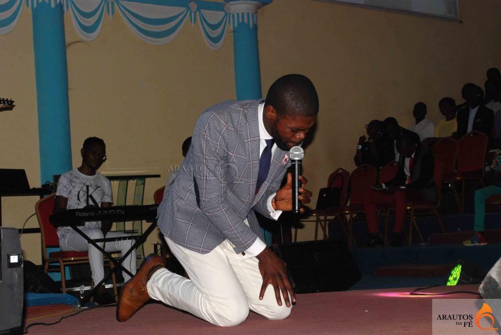Bruno Sala acredita em dias melhores para a música gospel angolana