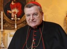 Cardeal americano Raymond Bruke