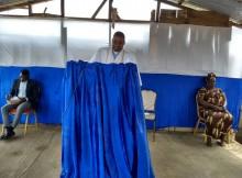 Secretário Executivo da IECA, Reverendo Abel de Jesus