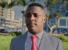 Kamba Diame, músico evangélico que abraçou o estilo semba.