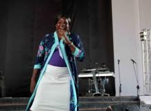 Cantora evangélica Solange de Nery