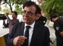 Saif Malook não recebeu proteção policial© EPA/T. Mughal
