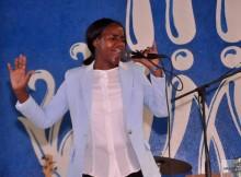 Irmã Cubana foi uma das cantaras convidadas ao evento