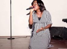 Lioth Cassoma, cantora evangélica