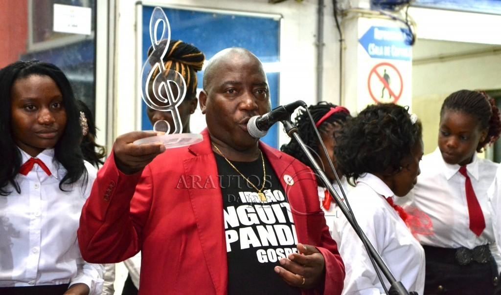 Nguito Pandas, músico evangélico.