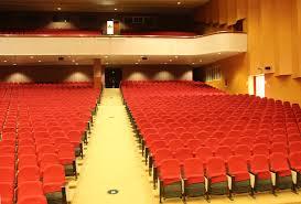 Detalhe do interior da sala principal do CCB.