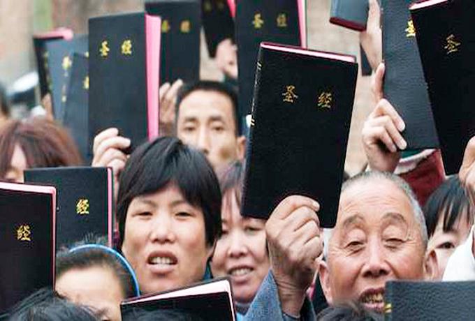 China acusa Ocidente de utilizar cristianismo para desestabilizar governo