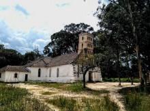 Primeira Missão da IECA, Chilume, fundada em 1881. (Foto: Fb)