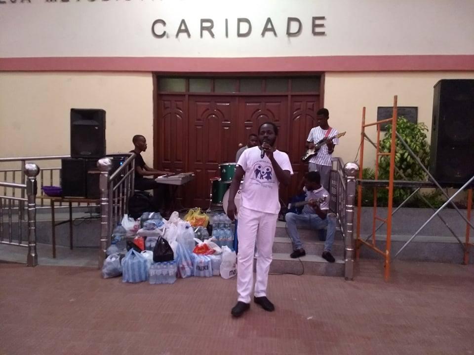 Vítor António, um dos promotores do evento.