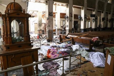Atentados em igrejas no Sri Lanka deixam mais de 200 mortos na Páscoa