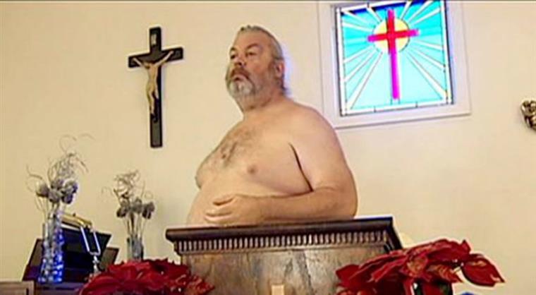 """Os """"naturistas cristãos"""", surgiram na Pensilvânia, nos Estados Unidos. (Foto: DR)"""
