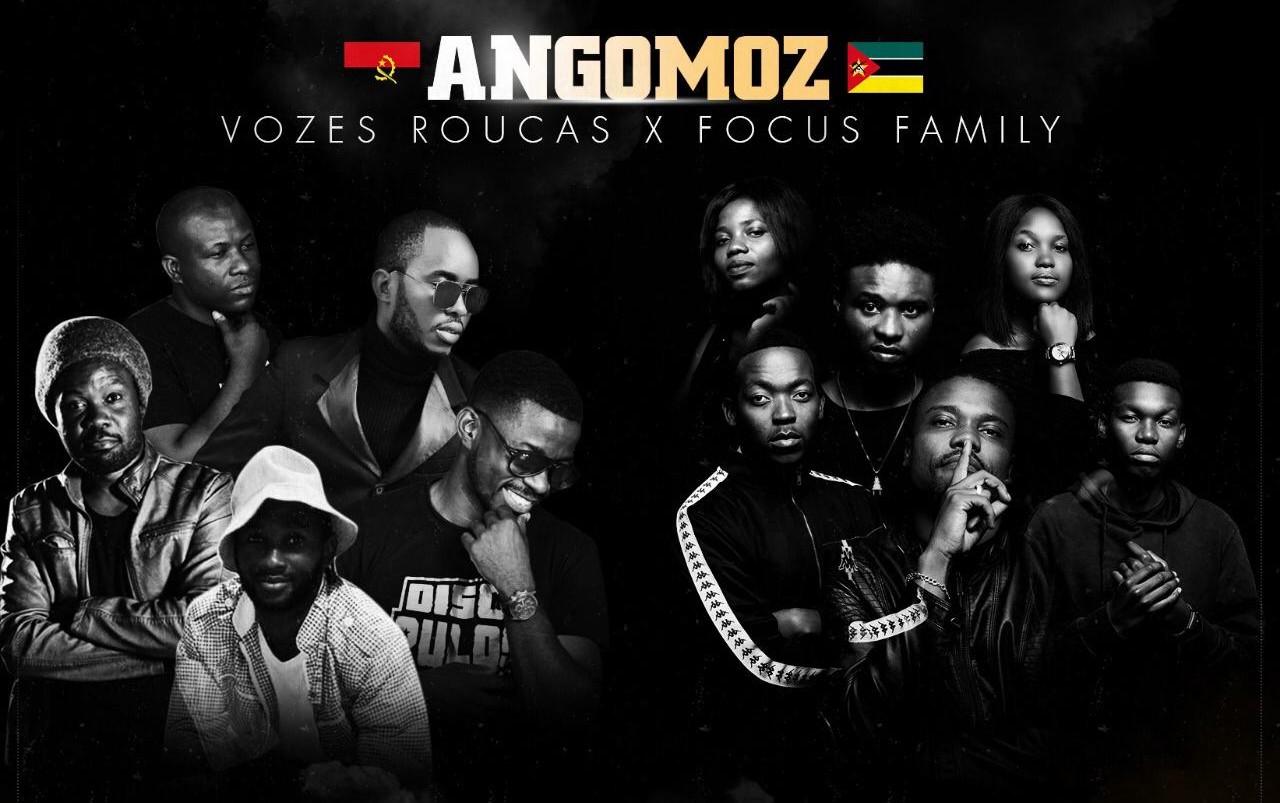 𝐕𝐨𝐳𝐞𝐬 𝐑𝐨𝐮𝐜𝐚𝐬 (Angola) e 𝐅𝐨𝐜𝐮𝐬 𝐟𝐚𝐦𝐢𝐥𝐲 (Moçambique)