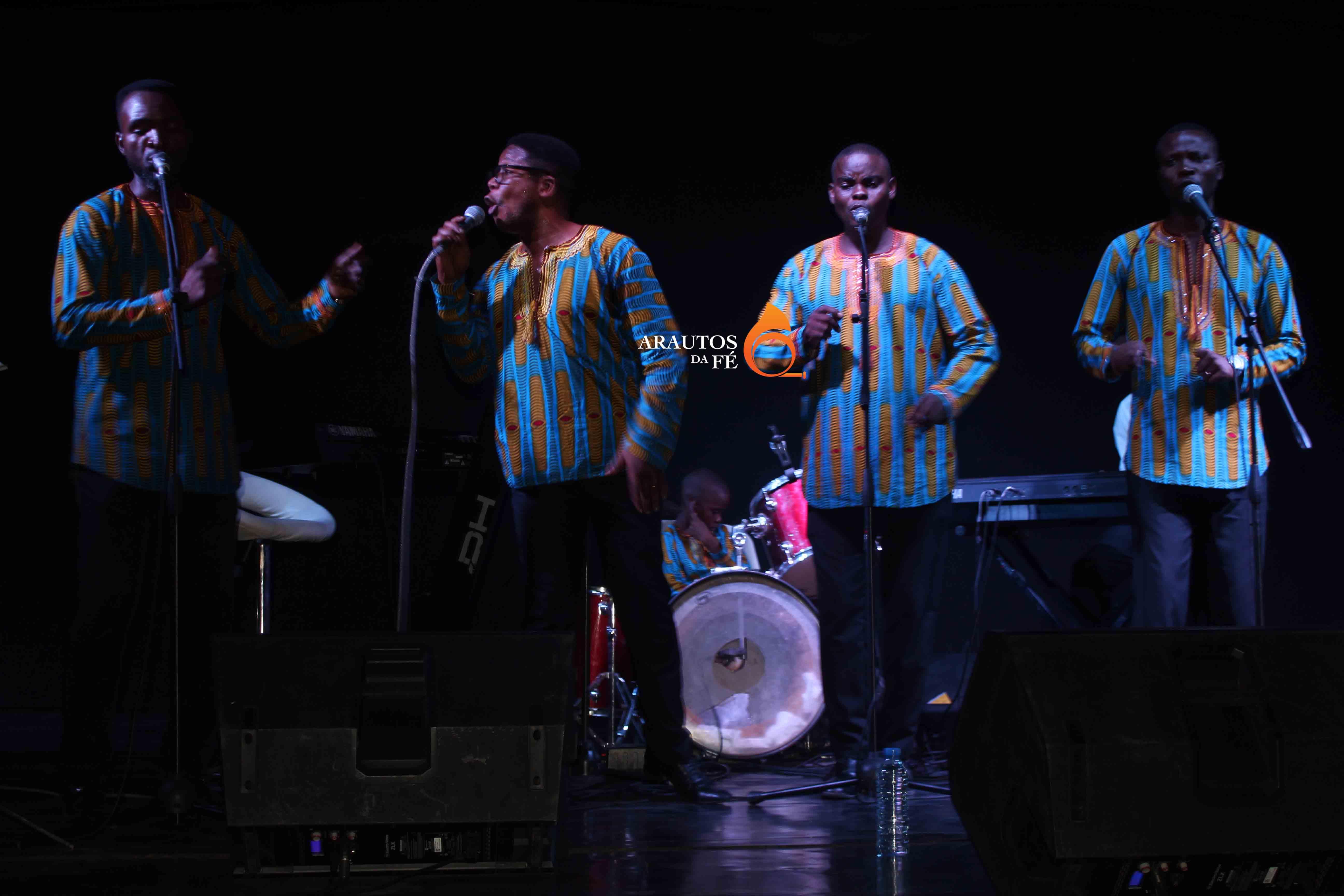 Tuapandula Singers