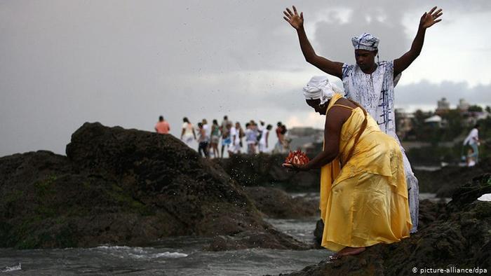 religião africana