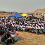 Médios da IECA comemoraram aniversário no Panguila.
