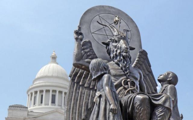 Organização satanica conta com mais de 3 mil seguidores