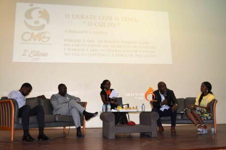 Conferência sobre a Música Gospel - estado da música gospel preocupa participantes