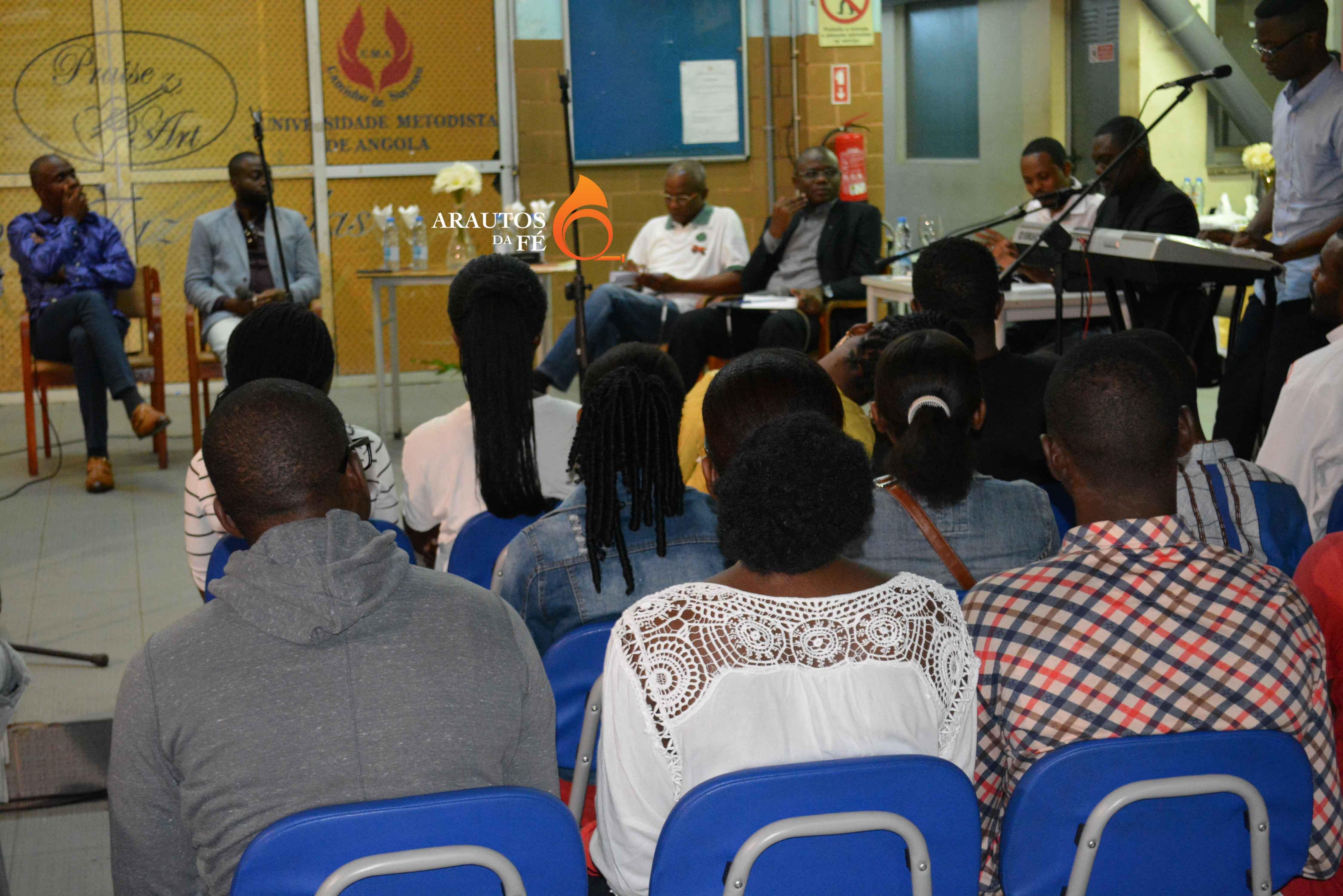Série de debates sobre o estado da música cristã acontece até 6 de outubro no pátio da Universidade Metodista de Angola.