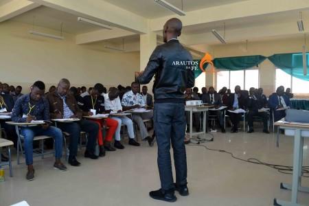 Actividade social da IECA em análise na cidade do Lubango