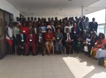 Membros da SBA no final de mais uma Assembleia Geral. (Foto: cedida pela Ass.)